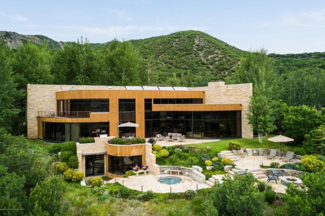 143 Saddleback Lane, Snowmass Village, CO 81615 (MLS #149926) :: McKinley Sales Real Estate