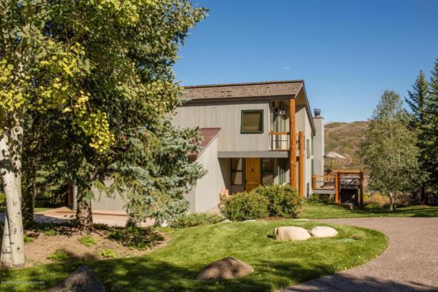 202 Lemond Place, Snowmass Village, CO 81615 (MLS #150059) :: McKinley Sales Real Estate
