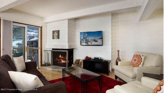 55 Upper Woodbridge Road B2, Snowmass Village, CO 81615 (MLS #150067) :: McKinley Sales Real Estate