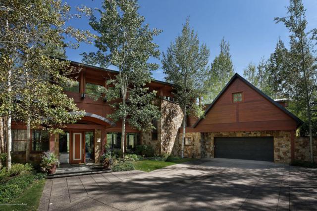 204 Blue Spruce Lane, Snowmass Village, CO 81615 (MLS #150630) :: McKinley Sales Real Estate