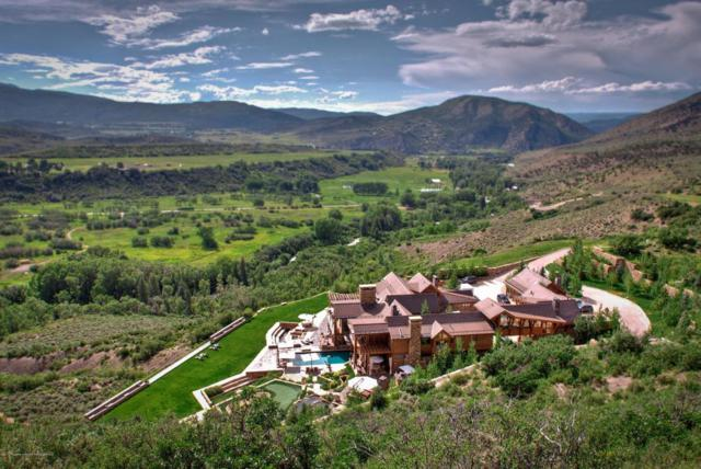 1220 Watson Divide Road, Snowmass, CO 81654 (MLS #151263) :: McKinley Sales Real Estate