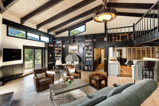 39 Roaring Fork Drive, Aspen, CO 81611 (MLS #151638) :: McKinley Sales Real Estate