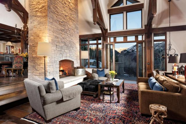 112 Falcon Road, Aspen, CO 81611 (MLS #151930) :: McKinley Real Estate Sales, Inc.