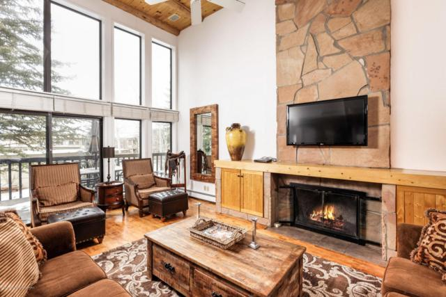 60 Fall Lane #1, Snowmass Village, CO 81615 (MLS #152114) :: McKinley Sales Real Estate