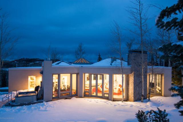 189 Aspen Way, Snowmass Village, CO 81615 (MLS #152179) :: McKinley Sales Real Estate