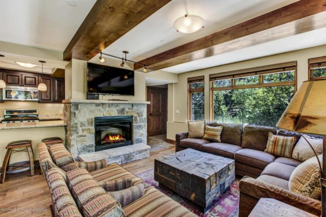 600 Carriage Way Jb, Snowmass Village, CO 81615 (MLS #152221) :: McKinley Sales Real Estate