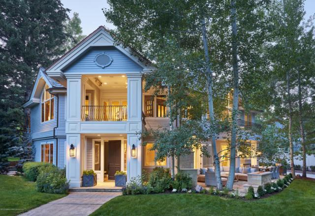 315 Lake Avenue, Aspen, CO 81611 (MLS #152399) :: McKinley Real Estate Sales, Inc.