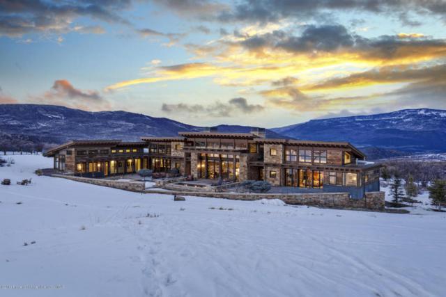 1710 Sopris Mountain Ranch Road, Basalt, CO 81621 (MLS #152499) :: McKinley Sales Real Estate