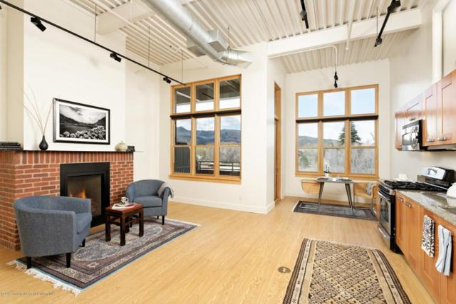231 Robinson Street # 204, Basalt, CO 81621 (MLS #153282) :: McKinley Sales Real Estate