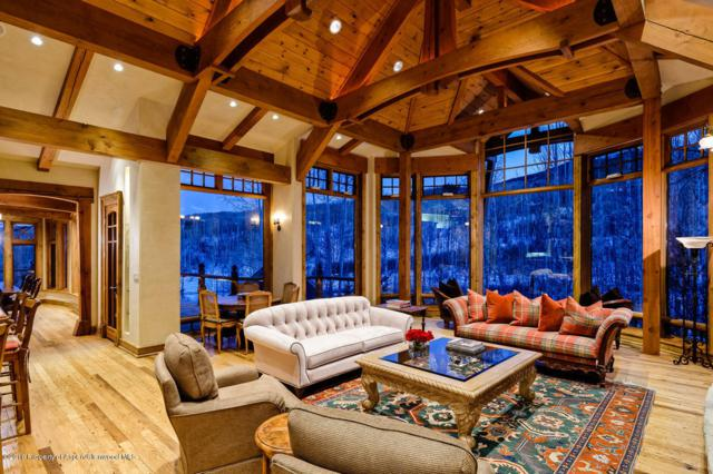 601 Two Creeks Drive, Snowmass Village, CO 81615 (MLS #153372) :: McKinley Real Estate Sales, Inc.