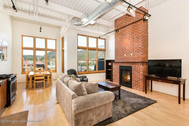 231 Robinson Street R320, Basalt, CO 81621 (MLS #153406) :: McKinley Sales Real Estate