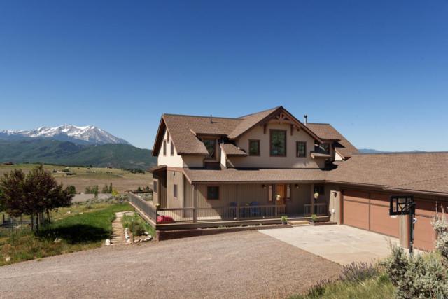 245 Milburn Court, Carbondale, CO 81623 (MLS #153537) :: McKinley Sales Real Estate
