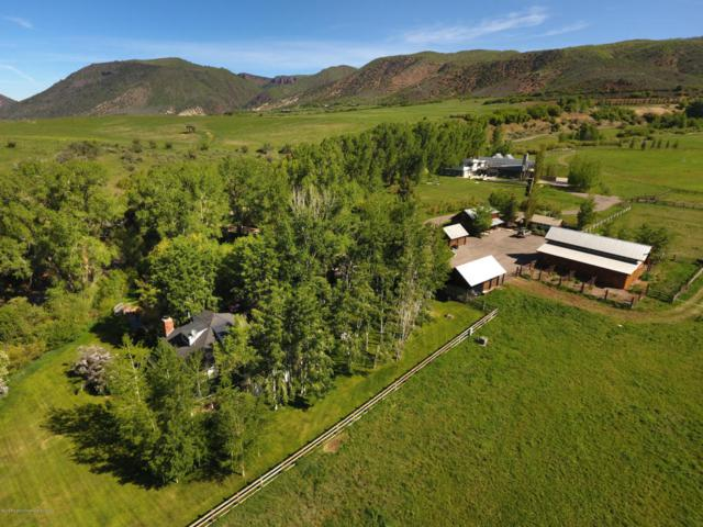 10 & 90 & 64 & 74 Bailey Lane, Woody Creek, CO 81656 (MLS #154161) :: McKinley Sales Real Estate