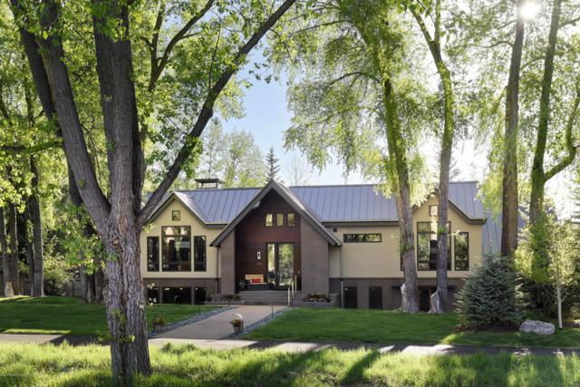 715 Meadows Road, Aspen, CO 81611 (MLS #154339) :: McKinley Sales Real Estate