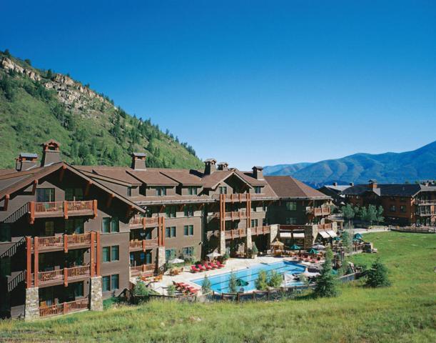 0075 Prospector Road Unit #8303-7, Aspen, CO 81611 (MLS #154470) :: McKinley Sales Real Estate