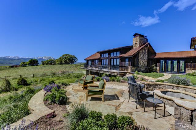 1003 Cattle Creek Ridge Road, Carbondale, CO 81623 (MLS #154496) :: McKinley Real Estate Sales, Inc.