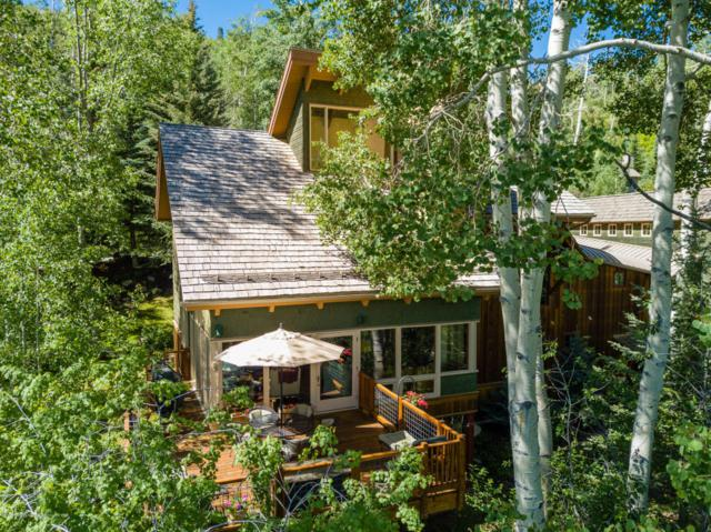 85 Maple Ridge Lane, Snowmass Village, CO 81615 (MLS #154539) :: McKinley Sales Real Estate