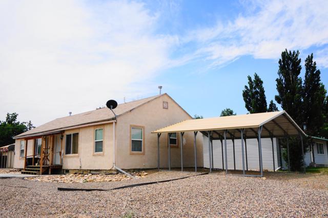 315 & 317 N Grand Avenue, Rangely, CO 81648 (MLS #154637) :: Roaring Fork Valley Homes