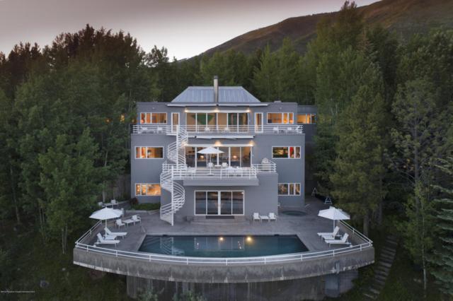 319 Ridge Road, Aspen, CO 81611 (MLS #154657) :: McKinley Sales Real Estate