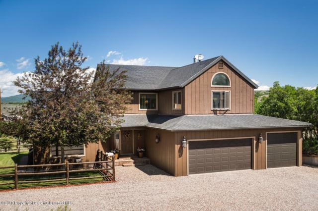 479 Escalante Road, Carbondale, CO 81623 (MLS #154720) :: McKinley Real Estate Sales, Inc.