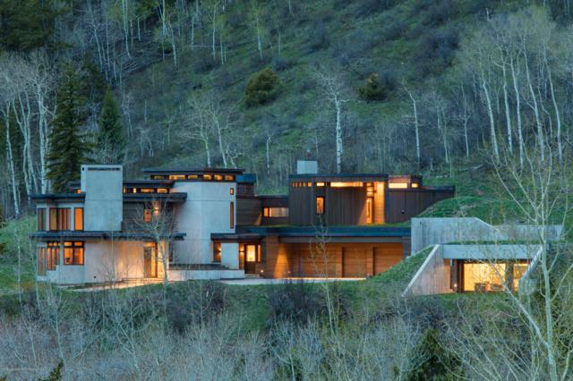 255 Conundrum Creek Road, Aspen, CO 81611 (MLS #154855) :: McKinley Real Estate Sales, Inc.