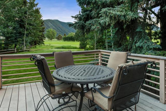 1425 Sierra Vista Unit B, Aspen, CO 81611 (MLS #154995) :: McKinley Real Estate Sales, Inc.