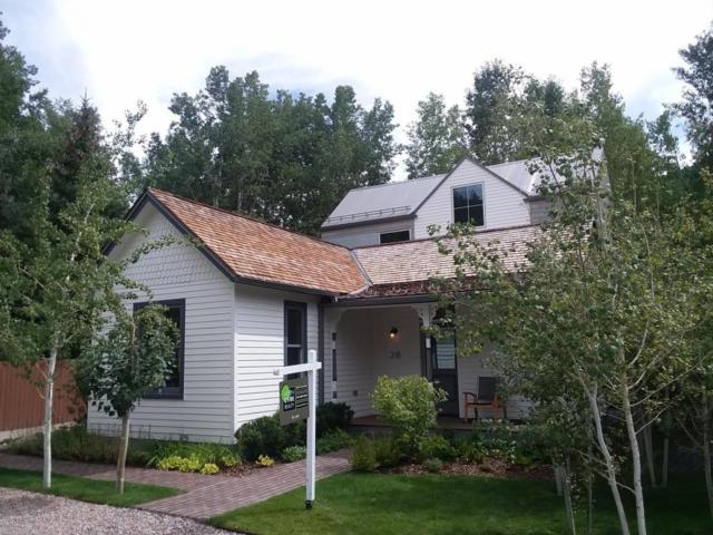 28 Smuggler Grove Road, Aspen, CO 81611 (MLS #154997) :: McKinley Sales Real Estate