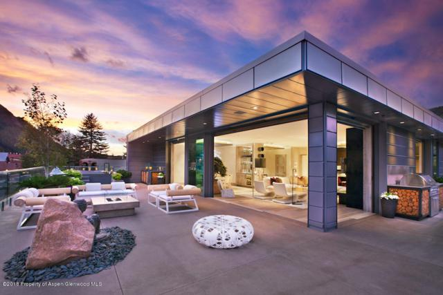 630 E Hyman Avenue #301, Aspen, CO 81611 (MLS #155002) :: McKinley Sales Real Estate
