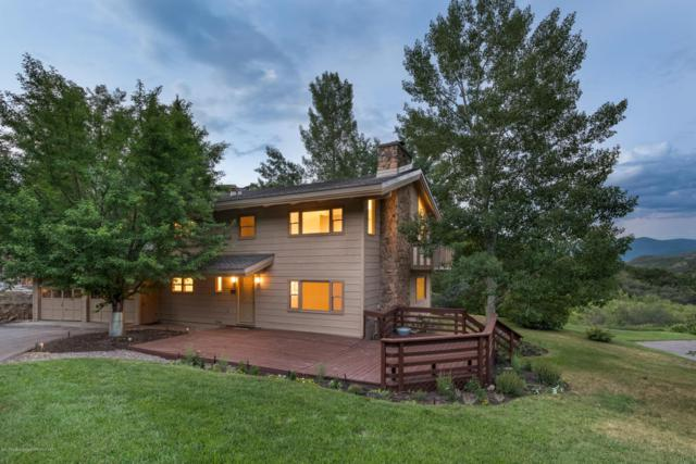 351 Meadow Road, Snowmass Village, CO 81615 (MLS #155040) :: McKinley Sales Real Estate