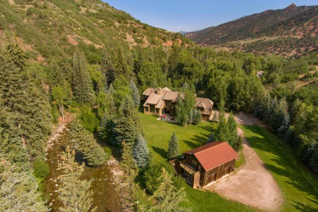 333 Snowmass Creek Road, Snowmass, CO 81654 (MLS #155306) :: McKinley Sales Real Estate