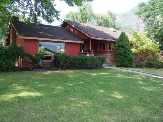 201 Park Drive, Glenwood Springs, CO 81601 (MLS #155390) :: McKinley Real Estate Sales, Inc.