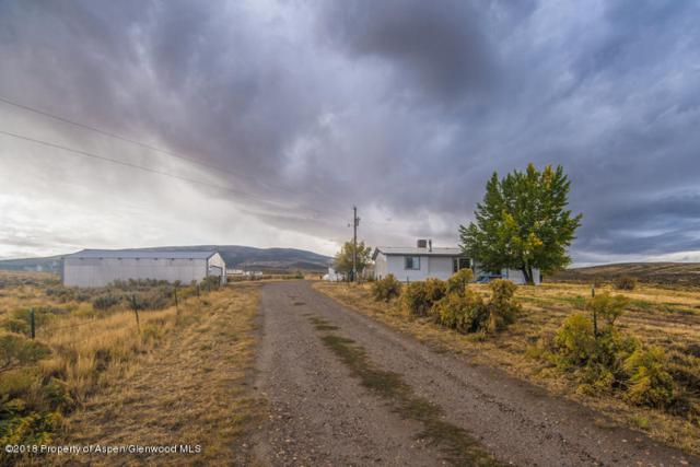 62648 W Highway 40, Maybell, CO 81640 (MLS #155590) :: McKinley Sales Real Estate