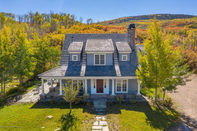 1301 Old Herron Road, Basalt, CO 81621 (MLS #155679) :: McKinley Sales Real Estate