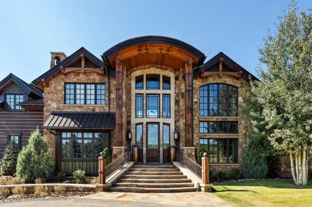 000153 Park Meadows Lane, Carbondale, CO 81623 (MLS #156069) :: McKinley Sales Real Estate