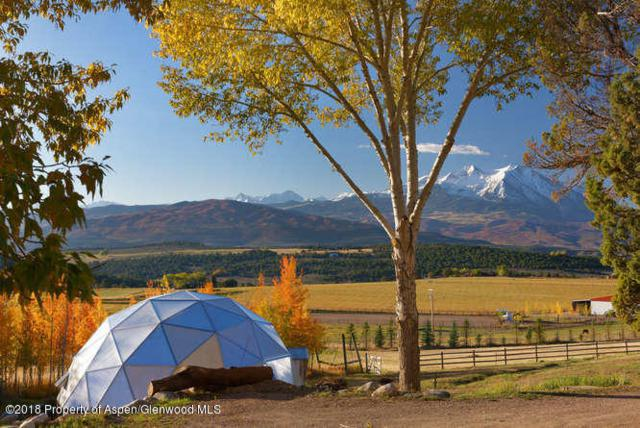 14 Old Orchard, Carbondale, CO 81623 (MLS #156071) :: McKinley Real Estate Sales, Inc.