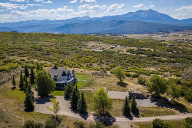 880 Buck Point Road, Carbondale, CO 81623 (MLS #156115) :: McKinley Sales Real Estate
