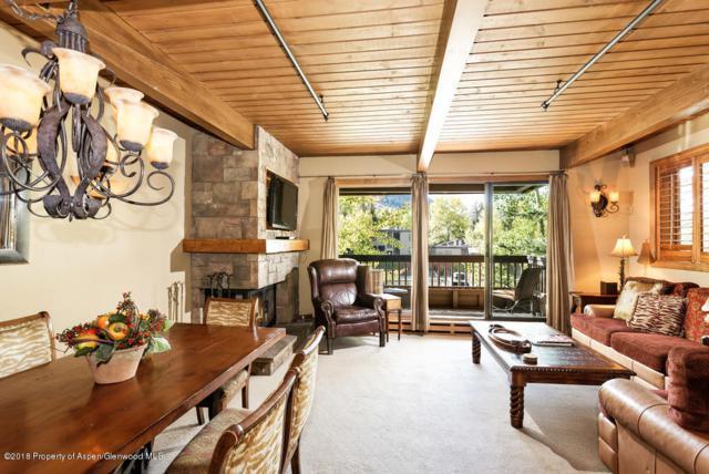 610 S West End Street H203, Aspen, CO 81611 (MLS #156242) :: McKinley Real Estate Sales, Inc.