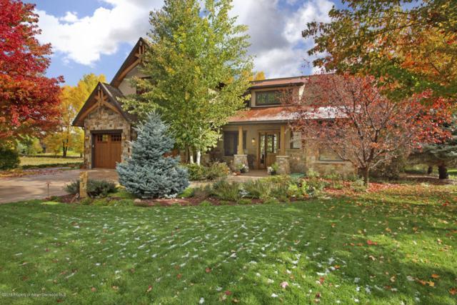 376 Golden Bear Drive, Carbondale, CO 81623 (MLS #156381) :: McKinley Sales Real Estate