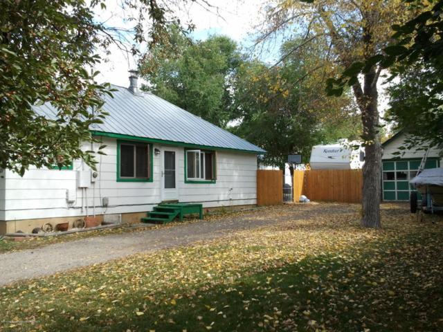 669 Legion Street, Craig, CO 81625 (MLS #156495) :: McKinley Real Estate Sales, Inc.