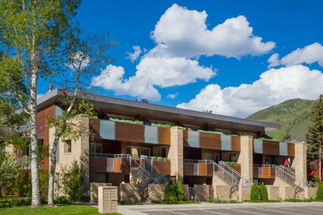 100 E Cooper Avenue #7, Aspen, CO 81611 (MLS #156735) :: Roaring Fork Valley Homes