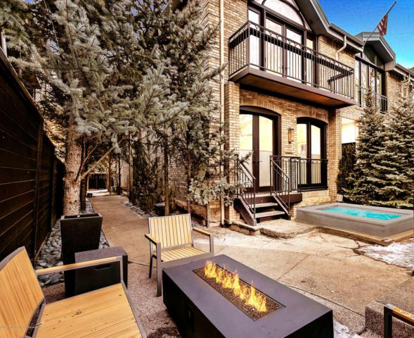 810 E Cooper Avenue, Aspen, CO 81611 (MLS #156950) :: McKinley Real Estate Sales, Inc.