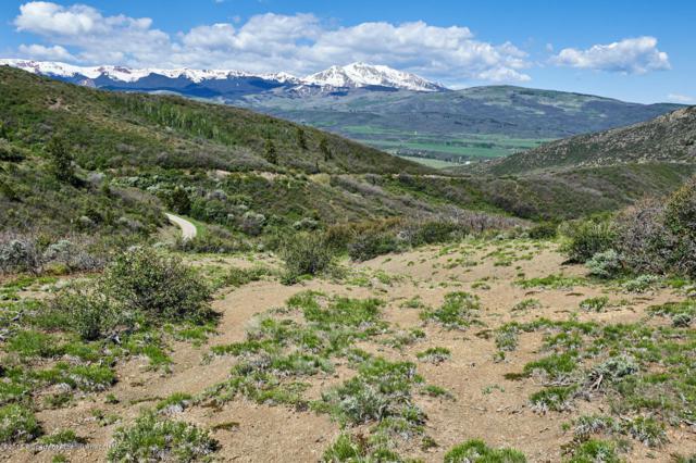 Tbd Monastery Cutoff Rd, Snowmass, CO 81654 (MLS #157112) :: McKinley Real Estate Sales, Inc.