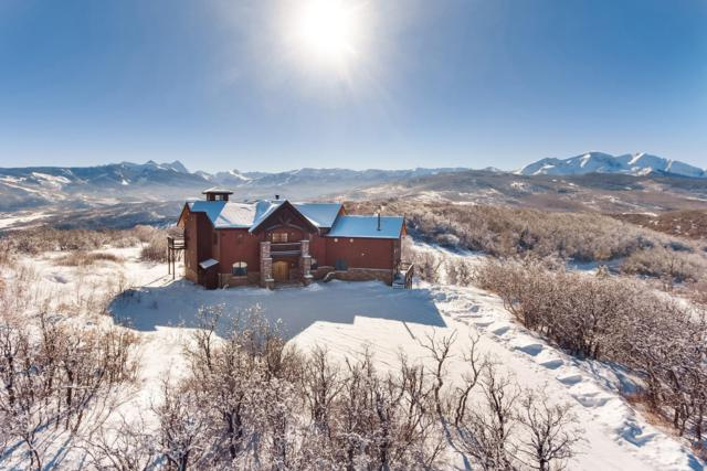 5000 Bear Ridge Road, Basalt, CO 81621 (MLS #157348) :: McKinley Real Estate Sales, Inc.