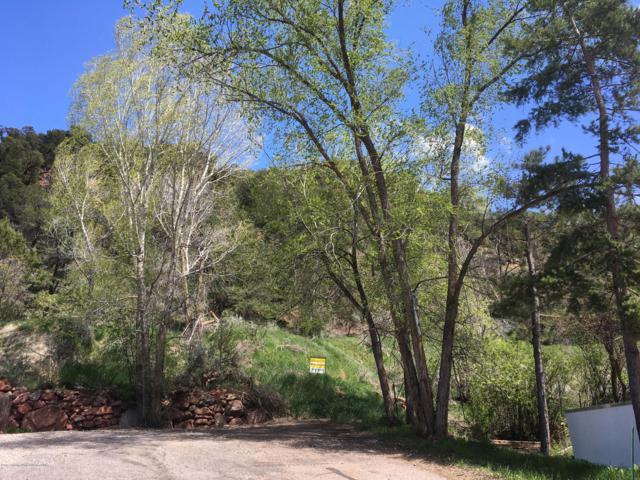 TBD Crestwood Drive, Glenwood Springs, CO 81601 (MLS #157736) :: McKinley Real Estate Sales, Inc.