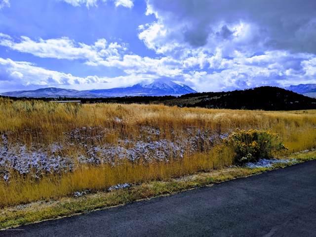TBD Callicotte Ranch, Carbondale, CO 81623 (MLS #158128) :: McKinley Real Estate Sales, Inc.