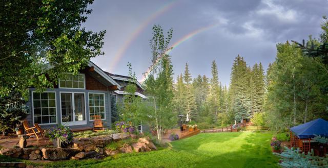 7035 E Sopris Creek Road, Snowmass, CO 81654 (MLS #158452) :: McKinley Real Estate Sales, Inc.
