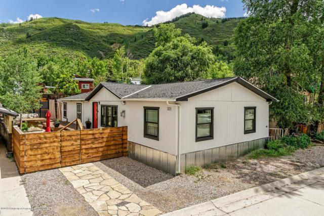 321 Oak Lane, Aspen, CO 81611 (MLS #158892) :: McKinley Real Estate Sales, Inc.