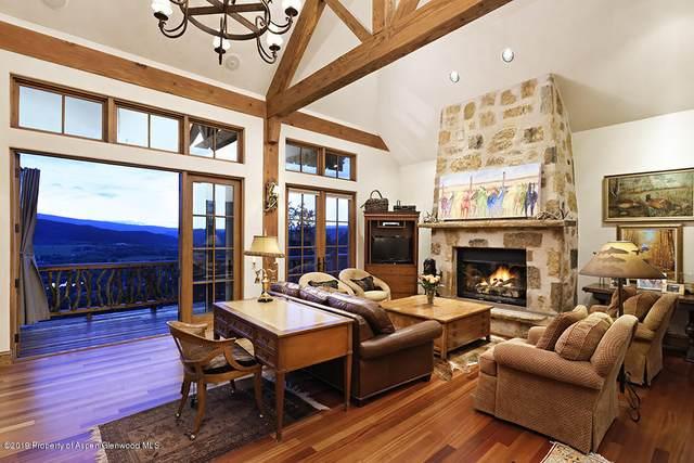 829 Hillcrest Drive, Basalt, CO 81621 (MLS #159774) :: Aspen Snowmass | Sotheby's International Realty