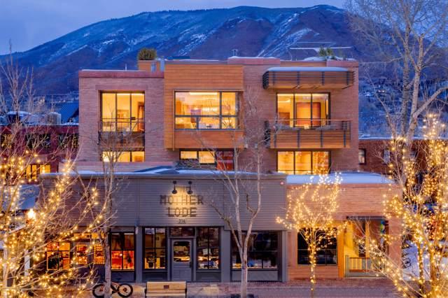 314 E Hyman Avenue, Aspen, CO 81611 (MLS #160234) :: Roaring Fork Valley Homes