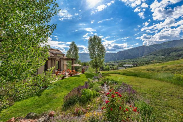 30 S Willow Court, Aspen, CO 81611 (MLS #160407) :: Roaring Fork Valley Homes